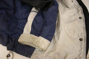 Как отстирать куртку от засаленности